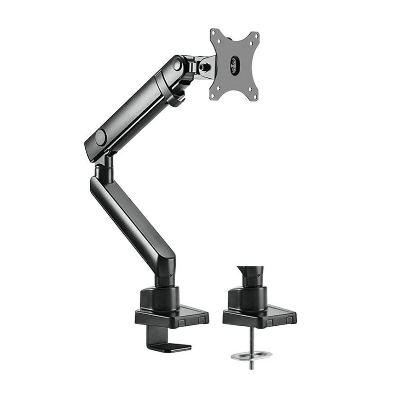 Brateck 17-32 inch Aluminium Slim Mechanical Spring Monitor Arm