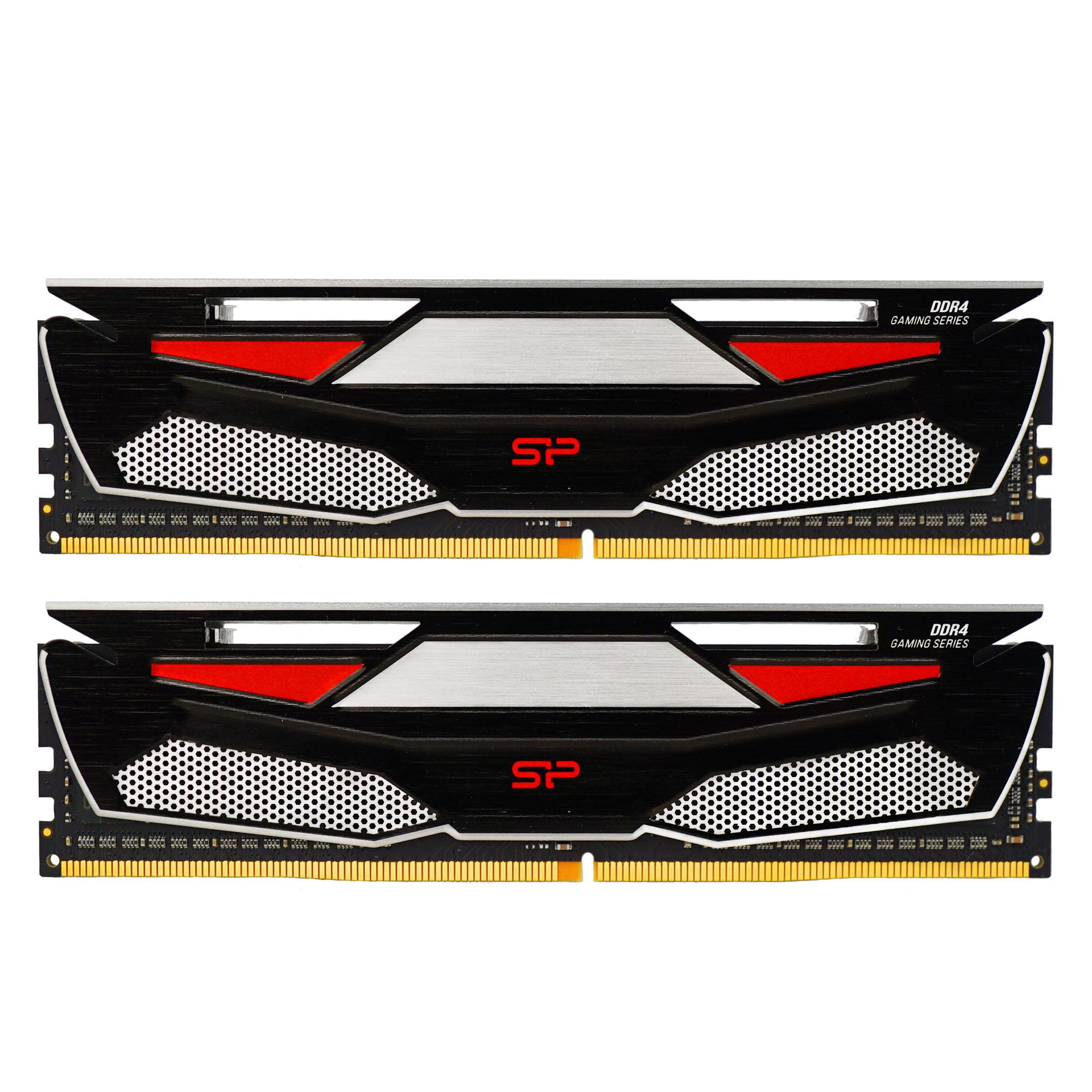 Silicon Power 16GB (2x8GB) DDR4 3600MHz Gaming Desktop Memory Desktop Memory DDR4 RAM