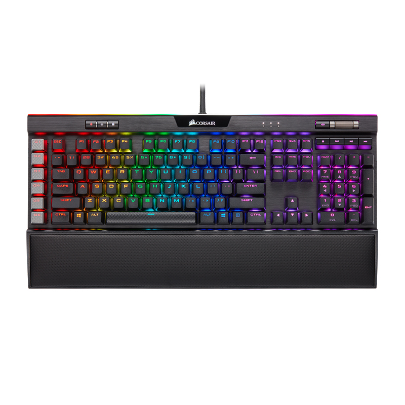 Corsair K95 RGB Platinum XT Mechanical Gaming Keyboard - Cherry MX Speed
