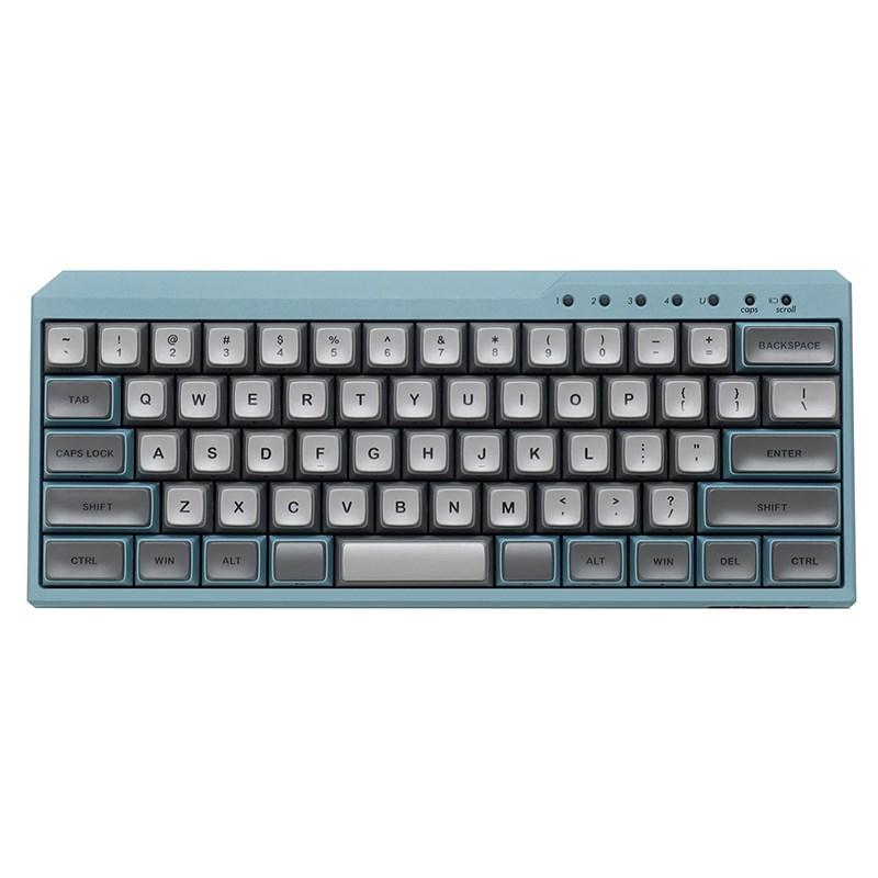 Majestouch MINILA-R Convertible Bluetooth Mechanical Keyboard - MX Blue Switch