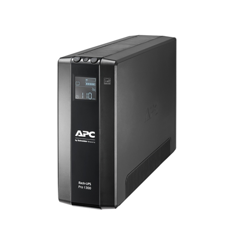 APC Back UPS Pro 1300VA / 780W Line Interactive UPS (BR1300MI)