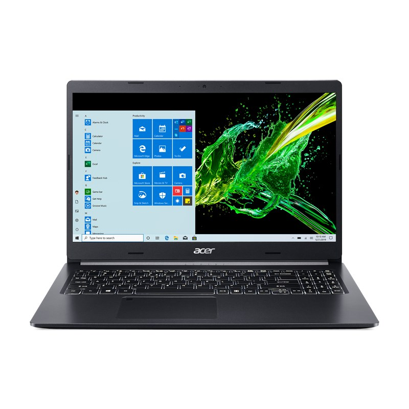 Acer Aspire 15.6in FHD i5-1035G1 512GB SSD 8GB RAM W10H Laptop (A515-55-55XB)