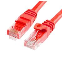 Astrotek Cat 6 Ethernet Cable - 0.5m Red