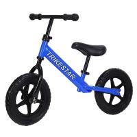 Trike Star 12 Balance Bike - Blue