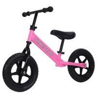 Trike Star 12 Balance Bike - Pink