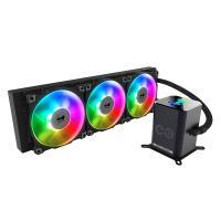 Inwin SR36 PRO 360mm ARGB AIO Liquid CPU Cooler