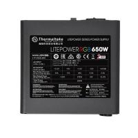Thermaltake 650W Litepower RGB Power Supply (PS-LTP-0650NHSANA-1)