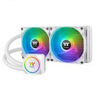 Thermaltake TH240 ARGB AIO Liquid CPU Cooler - Snow Edition