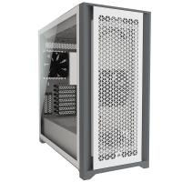 Corsair 5000D Airflow TG Mid Tower E-ATX Case - White
