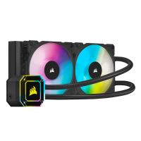 Corsair H100i Elite Capellix 240mm RGB AIO Liquid CPU Cooler