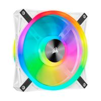 Corsair QL140 RGB 140mm Fan White - 1 Pack