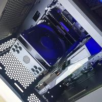 Umart Iridium Intel i5 10400F RTX 3060 Ti Gaming PC