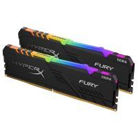 Kingston 32GB (2x16GB) HX436C18FB4AK2/32 HyperX Fury RGB 3600MHz DDR4 RAM
