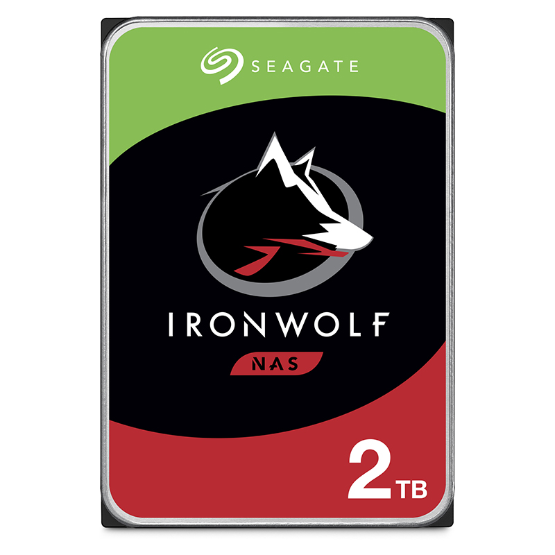 Seagate IronWolf NAS 2TB ST2000VN004 HD 3.5in SATAII 64MB