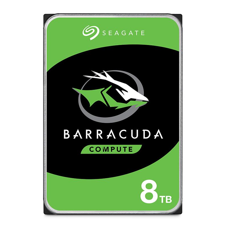 Seagate Barracuda 8TB ST8000DM004 Desktop 3.5IN HDD