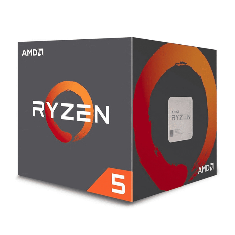 AMD Ryzen 5 1600 AF 6 Core AM4 3.2GHz CPU with Wraith Stealth Cooler