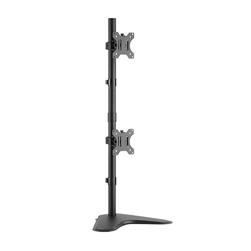 Brateck Dual Screen Double Joint Articulating Monitor Stand