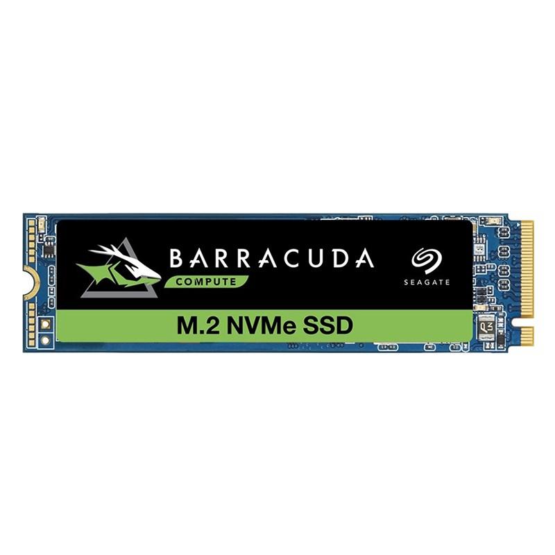 Seagate BarraCuda 510 500GB M.2 NVMe PCIe SSD