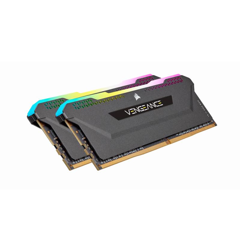 Corsair 16GB (2x8GB) CMH16GX4M2E3200C16 Vengeance RGB Pro SL 3200MHz DDR4 RAM
