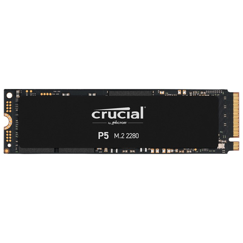 Crucial P5 250GB 3D NAND NVMe PCIe M.2 SSD