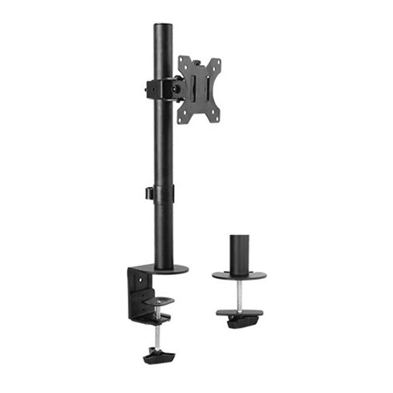Brateck Single Monitor Articulating Steel Monitor Arm