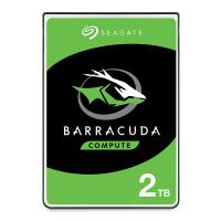 Seagate Barracuda 2TB 2.5inch 7mm Form Factor 128mb Cache 5400RPM SATA 6Gb/s