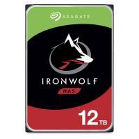 Seagate 12TB Ironwolf 3.5in SATA 7200RPM NAS Hard Drive - ST12000VN0008