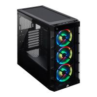 Corsair iCUE 465X RGB Black(LL120 RGB Fan) Mid-Tower ATX Case