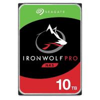 Seagate 10TB IronWolf Pro 3.5in SATA 7200RPM NAS Hard Drive (ST10000NE0008)