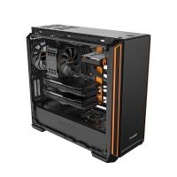 be quiet! Silent Base 601 ATX Case - Orange