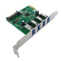Skymaster 4 Port USB 3.0 Expansion Card
