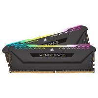 Corsair 32GB (2x16GB) CMH32GX4M2D3600C18 Vengeance RGB Pro SL 3600MHz DDR4 RAM