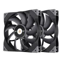 Thermaltake TOUGHFAN 140mm Radiator Fan - 2 Pack
