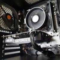 Umart Neon Ryzen 5 GTX 1650 Super Gaming PC