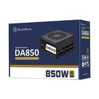 SilverStone DA850 850W 80+ Gold Power Supply (DA850-G)