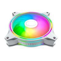 Cooler Master MasterFan MF120 Halo 120mm Fan - White