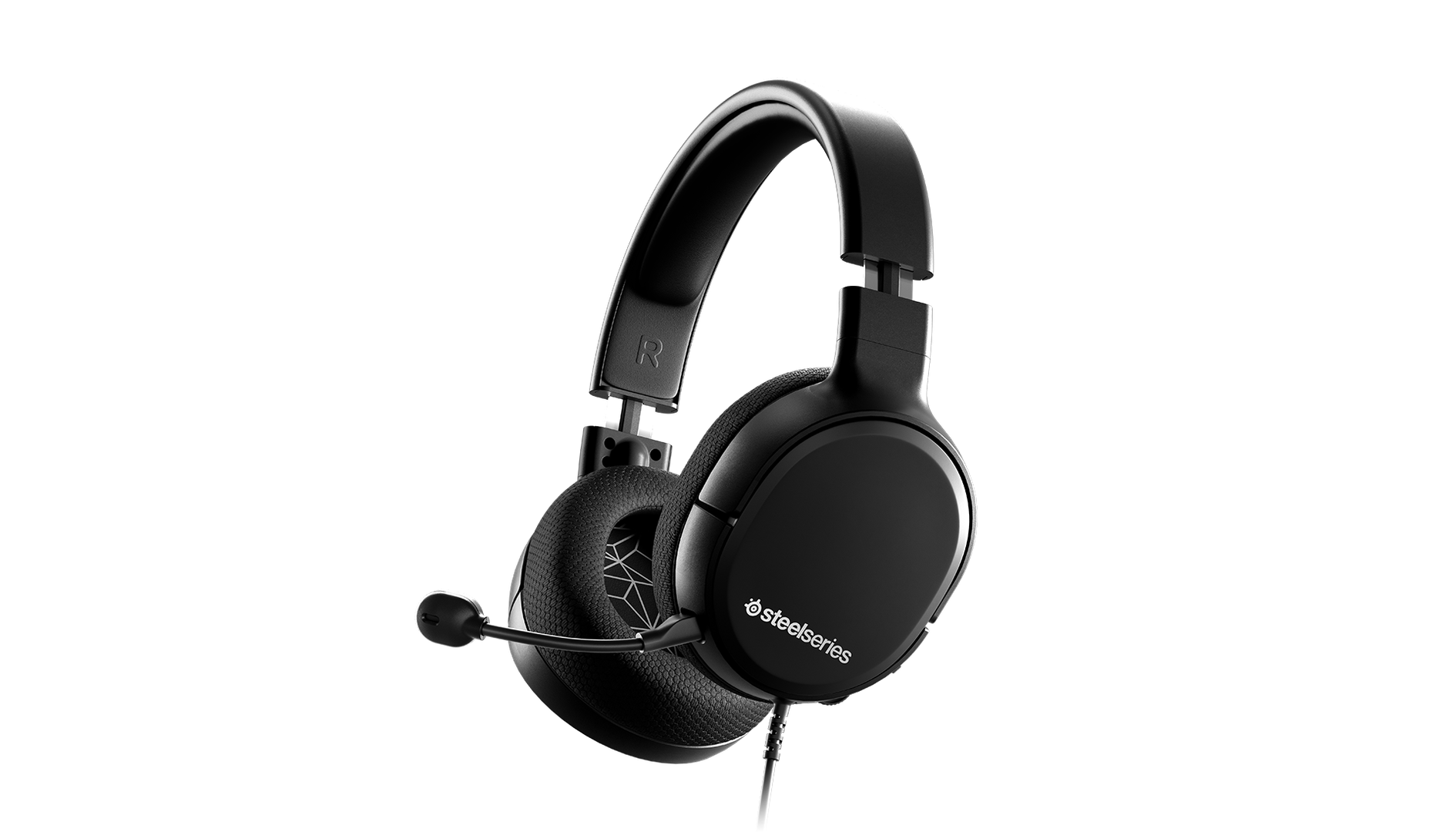 SteelSeries Arctis 1 Gaming Headset for PC, PS4, XBOX, Switch