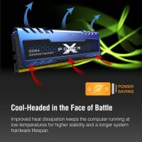 Silicon Power 16GB (2x8GB) SP016GXLZU320BDAAP 3200MHz Turbine Gaming Desktop Memory DDR4 RAM