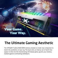 Silicon Power 32GB (2x16GB) 3200MHz Turbine Gaming Desktop Memory RGB DDR4 RAM