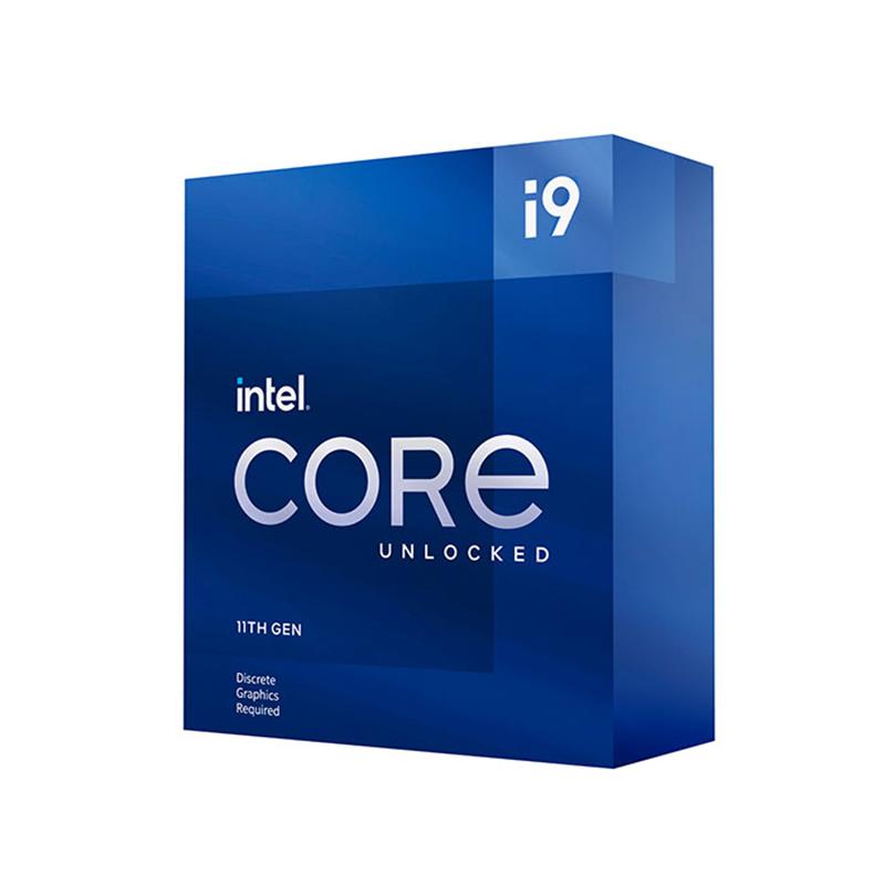 Intel Core i9 11900KF 8 Core LGA 1200 3.5Ghz CPU Processor