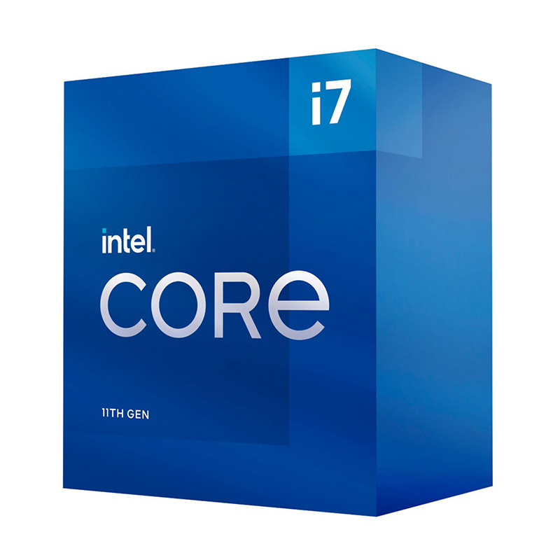 Intel Core i7 11700 8 Core LGA 1200 2.5Ghz CPU Processor