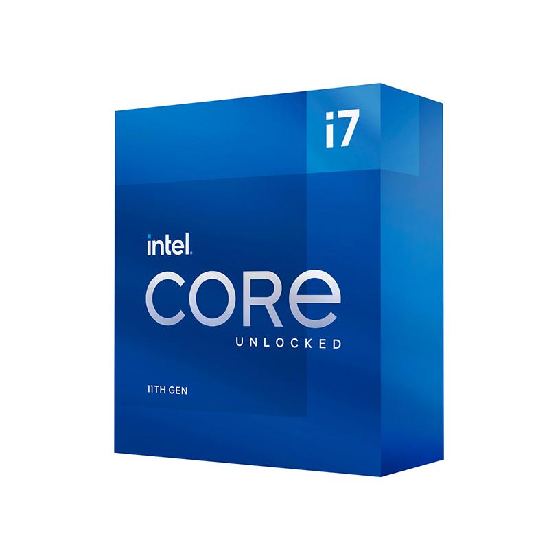 Intel Core i7 11700K 8 Core LGA 1200 3.6Ghz CPU Processor