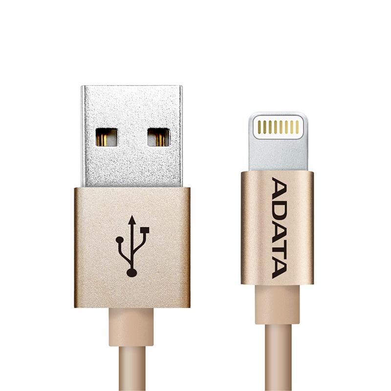 ADATA Lightning USB Cable - Gold