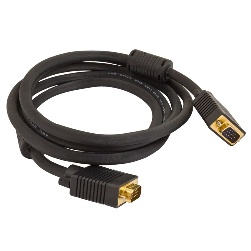 Cabac SVGA M-M Cable - 3M