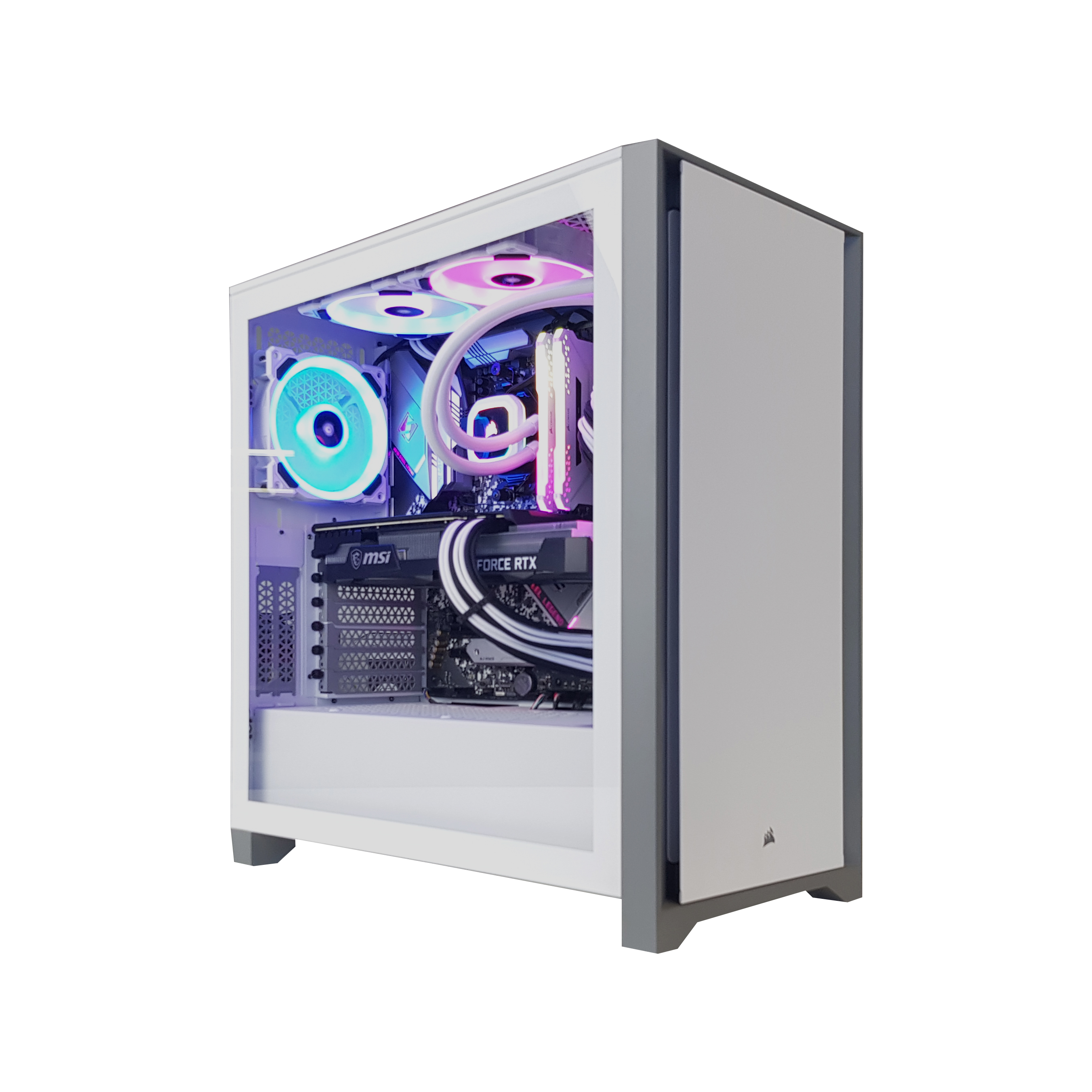 Umart G5 5600X RTX 3070 Gaming PC
