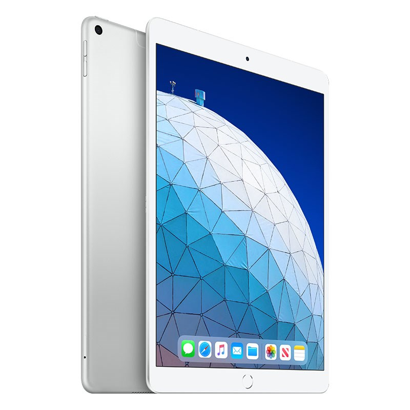 Apple 10.5in iPad Air - Cellular 64GB - Silver (MV0E2X/A)