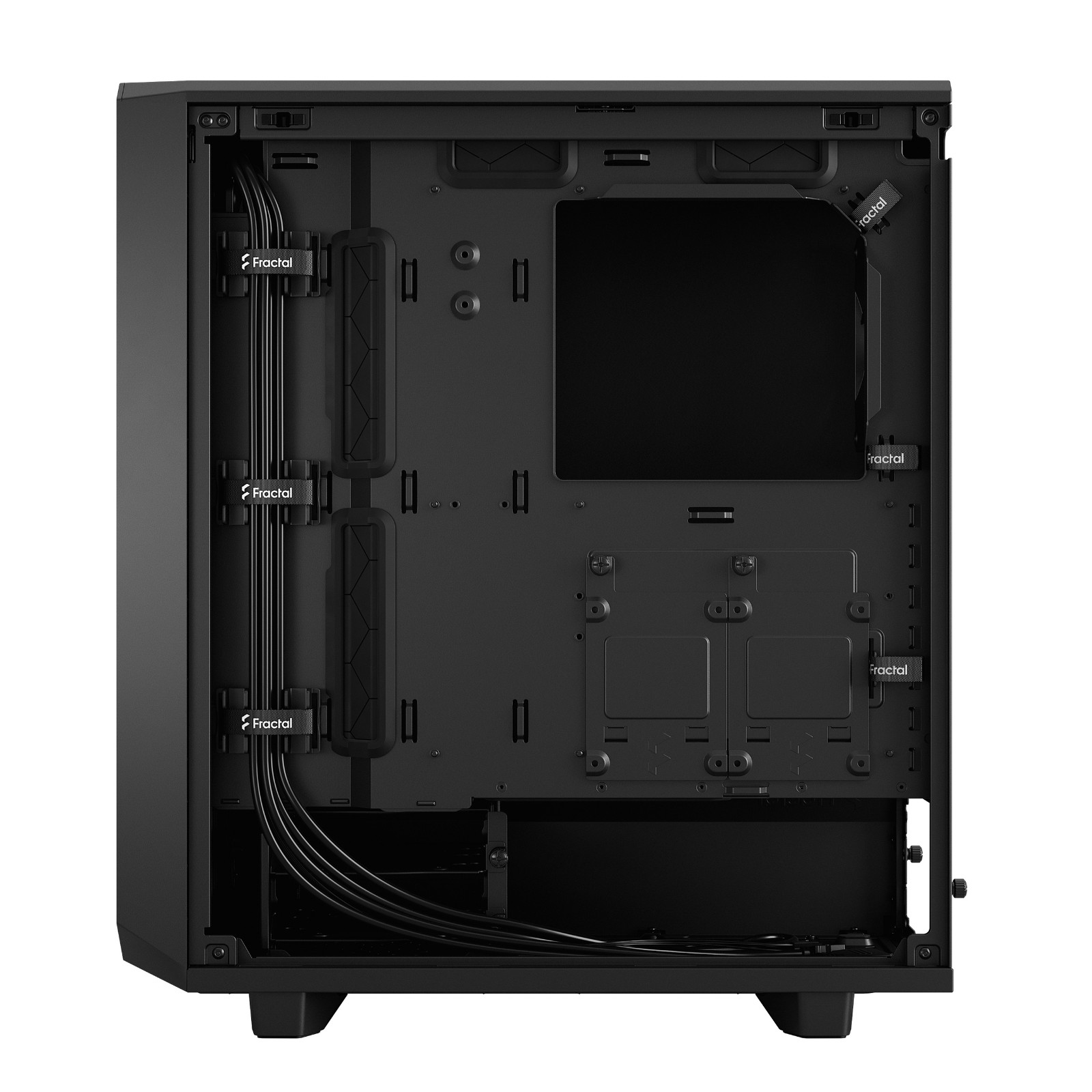 Fractal Design Meshify 2 Compact Solid Mid Tower ATX Case