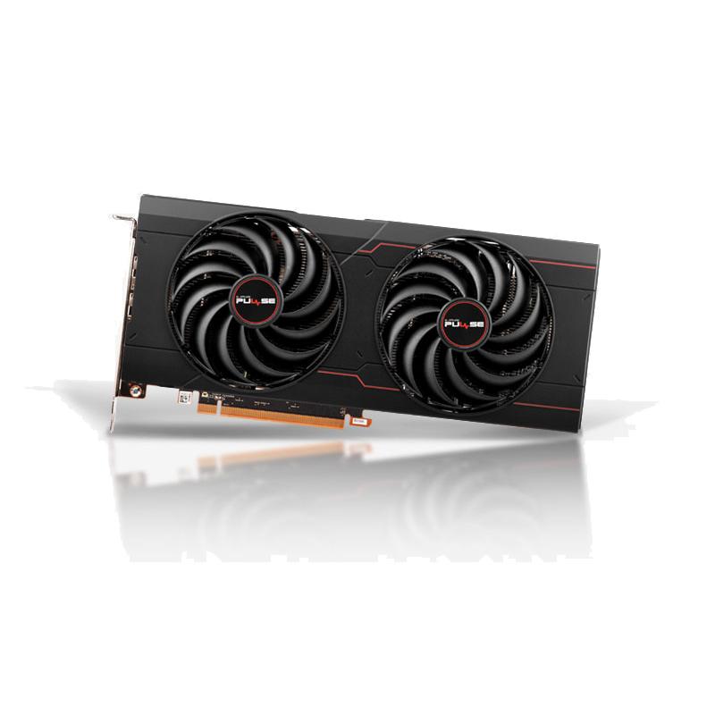 Sapphire Radeon RX 6700 XT Pulse 12G Graphics Card
