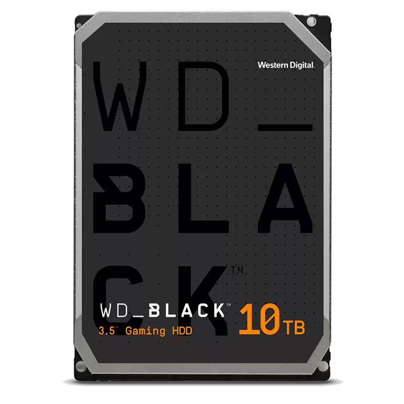 Western Digital 10TB Black 3.5in SATA Hard Drive