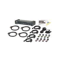 Aten 4 Port USB 3.0 4K DisplayPort MST KVMP Switch (CS1924M-AT-U)